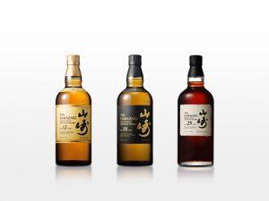 yamazaki - japansk whiskey